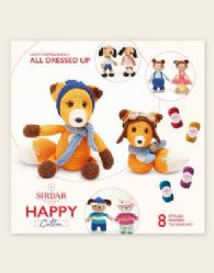 Sirdar -  Happy Cotton Book - All Dressed Up 1